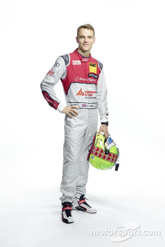 #53: Jamie Green, Rosberg-Audi
