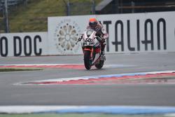Michael van der Mark, Honda WSBK Team