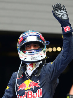 Tweede Daniel Ricciardo, Red Bull Racing