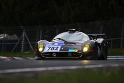 #703 Scuderia Cameron Glickenhaus, SCG P4/5 Competizione: Jethro Bovingdon, Manuel Lauck