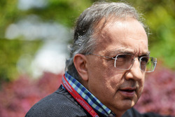 Sergio Marchionne, Presidente Ferrari e CEO di Fiat Chrysler Automobiles