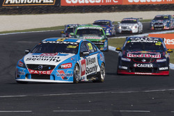 Scott McLaughlin, Garry Rogers Motorsport, Volvo, in Führung