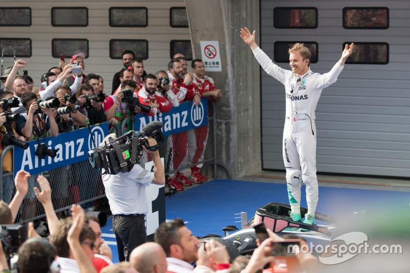 Nico Rosberg,Mercedes AMG F1 team