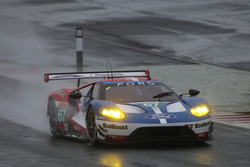 Marino Franchitti, Andy Priaulx, Harry Tincknell, #67 Ford Chip Ganassi Team UK Ford GT