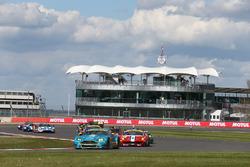 Richie Stanaway, Fernando Rees, Jonathan Adam, #97 Aston Martin Racing, Aston Martin Vantage