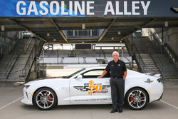 Roger Penske to drive Indy 500 pace car