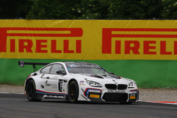 #15 BMW Team Italia, BMW M6 GT3: Max Koebolt, Stefano Colombo, Giorgio Roda