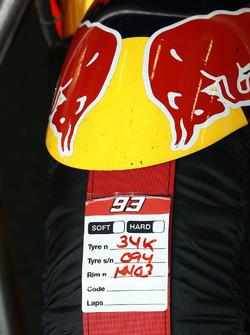 Marc Marquez, Repsol Honda Team, Michelin-Reifen