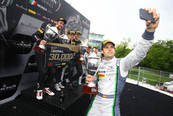 #8 Bentley Team M-Sport, Bentley Continental GT3: Andy Soucek, Maxime Soulet, Wolfgang Reip with all winners