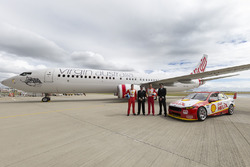 Scott Pye, Team Penske Ford ve Fabian Coulthard, Team Penske Ford