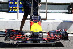 Red Bull Racing RB12 front wing