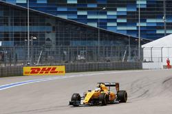 Sergey Sirotkin, Renault Sport F1 Team RS16