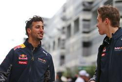Даниэль Риккардо, Red Bull Racing и Даниил Квят, Red Bull Racing