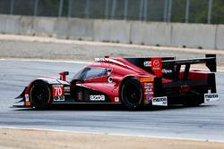 #70 Mazda Motorsports, Mazda Prototype: Joel Miller, Tom Long