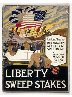Yarış programı 1919 Indy 500