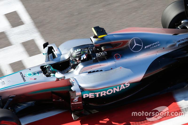 4ª Rosberg en Rusia
