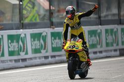 Alex Rins, Paginas Amarillas HP 40 se lleva la victoria