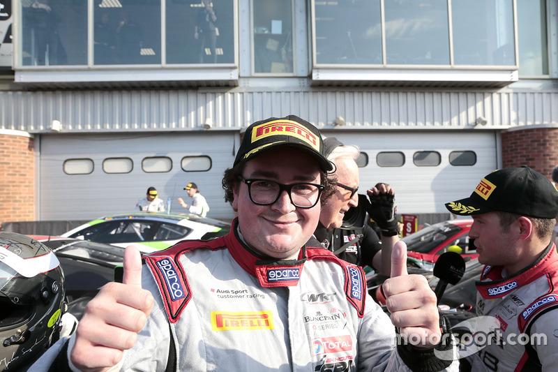Blancpain Sprint: Enzo Ide, Belgian Audi Club Team WRT