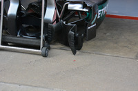 Mercedes AMG F1 Team W07 detail