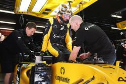 Esteban Ocon, Test Driver Renault Sport F1 Team RS16