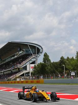 Jolyon Palmer Renault Sport F1 Team RS16