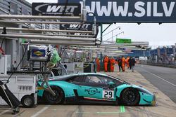 #29 Konrad Motorsport, Lamborghini Huracan GT3: Christopher Zöchling, Jules Gounon, Christopher Brück