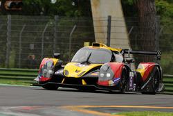 #5 By Speed Factory Ligier JSP3 - Nissan:Хесус Фустер, Альваро Фонтес, Том Джексон