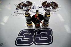 I trofei di Max Verstappen, Red Bull Racing