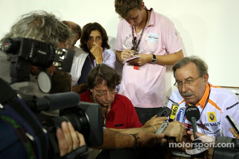 Renault 2009: Jean-Francois Caubet