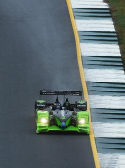 #9 Patron Highcroft Racing Acura ARX-02a Acura: David Brabham, Scott Sharp, Dario Franchitti