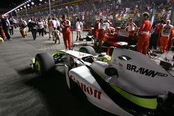 Дженсон Браун, Brawn GP