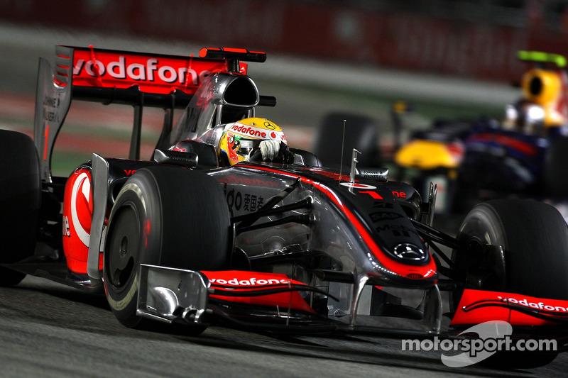 2009: Lewis Hamilton (McLaren-Mercedes MP4-24)