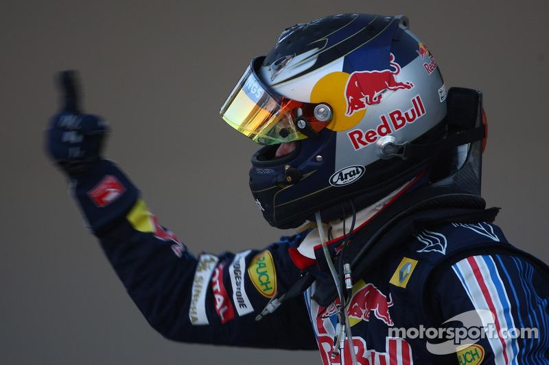 2009 год. Себастьян Феттель, Red Bull