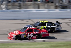 Tony Stewart passes Jimmie Johnson