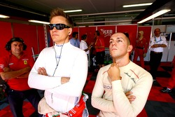 Toni Vilander and Alvaro Barba Lopez