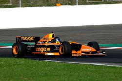 #14 Michael Woodcock, WB Racing, F1 Arrows A21 Hart 3.0 V10 [ex-Verstappen]