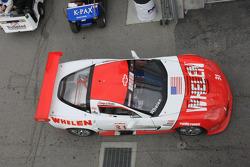 The car of Sonny Whelen