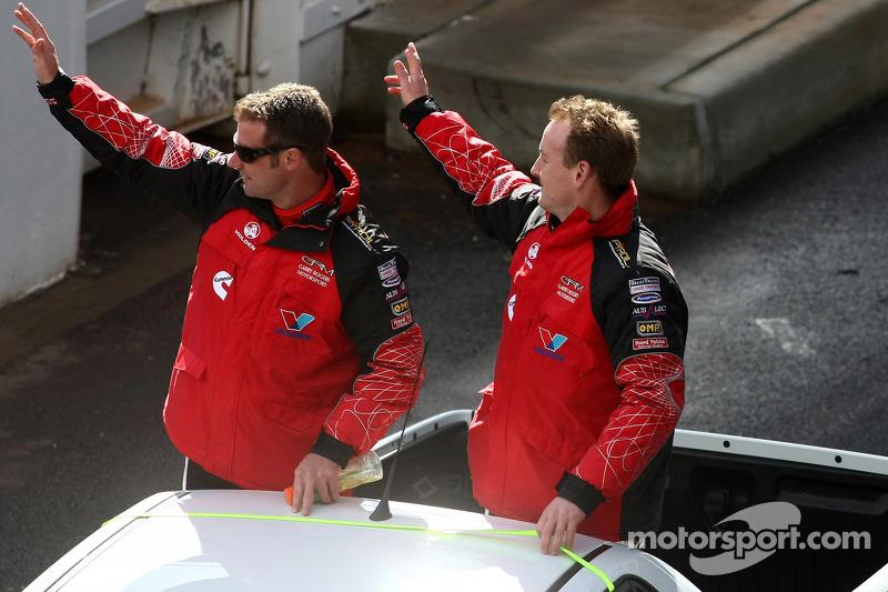 Parade des pilotes : #33 Garry Rogers Motorsport: Greg Ritter, David Besnard