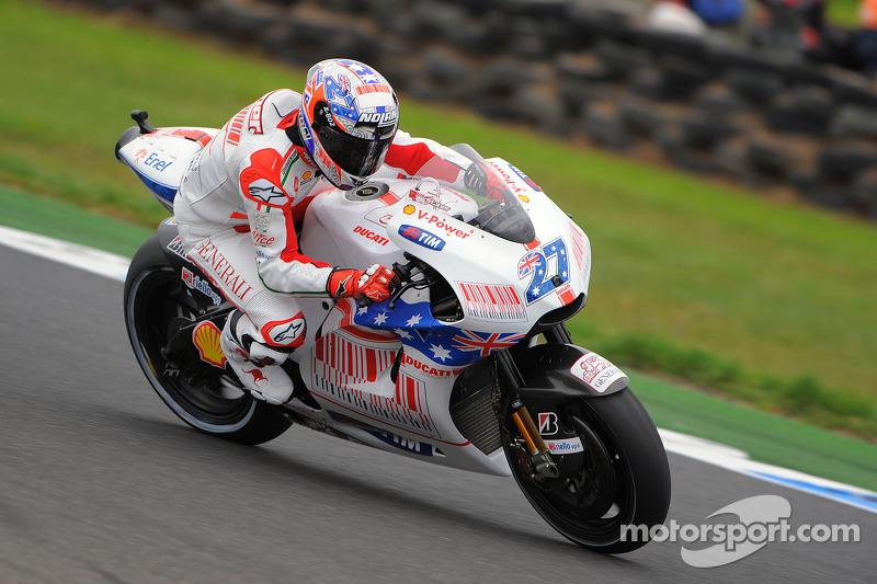 Ducati - Casey Stoner - MotoGP Australia 2010