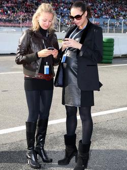 Pregnant wife of Boris Becker, Sharlely Becker-Kerssenberg