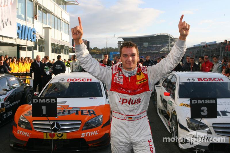 2009: Timo Scheider (Audi)
