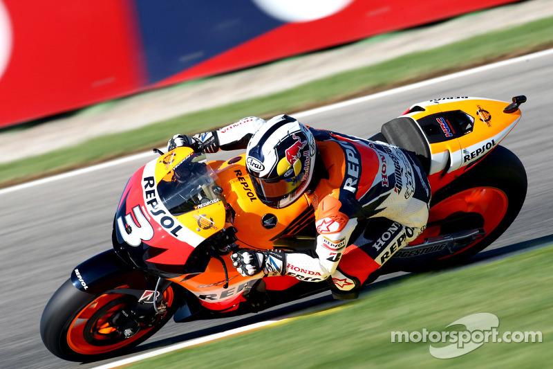 GP de Valencia 2009