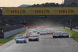 Ferrari Challenge: FCI Start race 1