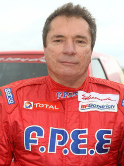 co-driver Yves Ferri