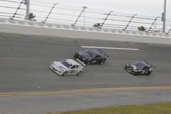 #40 Dempsey Racing Mazda RX-8: Patrick Dempsey, Joe Foster, James Gue, Don Kitch, #97 Stevenson Motorsports Camaro GT.R: Andrew Davis, Robin Liddell, Gunter Schaldach, #69 SpeedSource Mazda RX-8: Emil Assentato, Nick Longhi, Jeff Segal, Sylvain Tremblay
