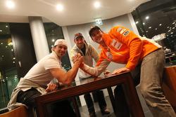 KTM: Marc Coma, Martin Freinademetz et Cyril Despres