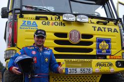 Loprais Tatra Team: Ales Loprais