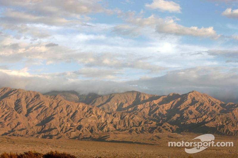 Des paysages spectaculaires entre Fiambala et Copiapo
