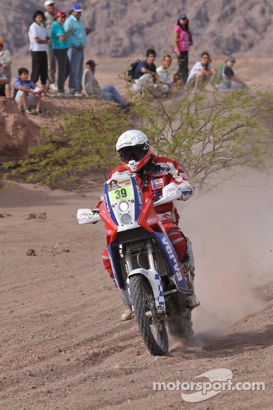 #39 KTM: Marek Dabrowski
