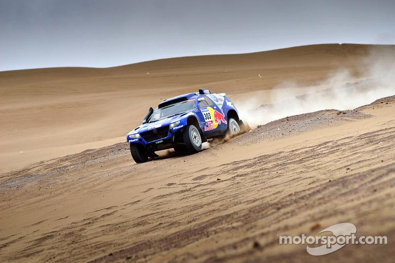 #303 Volkswagen: Carlos Sainz and Lucas Cruz Senra